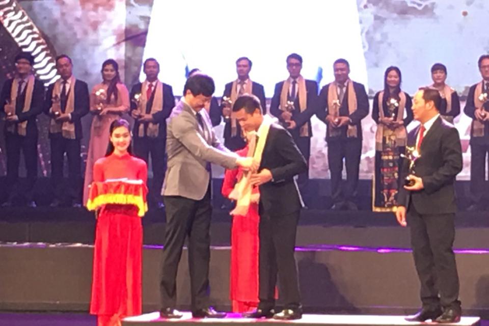Giải thưởng sao đỏ 2017